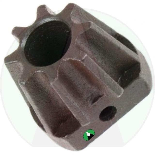 Звездочка пальца аппарата вязального Z 8 пресс подборщика Welger AP 530 | 0764.04 WELGER