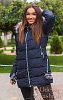 Куртка зимняя с капюшономпроизводитель Китай.