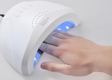 UV-LED лампа SUNone, 48 w, белая,