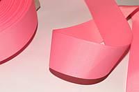 Репсовая лента цв.Pink