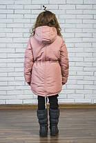 Куртка-парка для девочки, фото 3