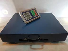 Беспроводные электронные платформенные весы до 300 кг с Wifi торговые весы , фото 3