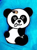 Силиконовый чехол Панда iPhone 7