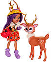 Набір Enchantimals Магічний сад і ляльки Флаффи і Данэсса FDG01, фото 2