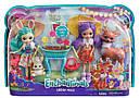 Набір Enchantimals Магічний сад і ляльки Флаффи і Данэсса FDG01, фото 10