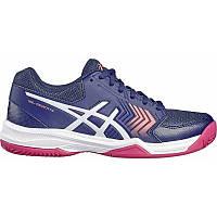 Женские теннисные кроссовки Asics Gel Dedicate 5 Clay (E758Y-4901)