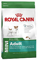 Корм для собак мини-пород Royal Canin Mini Adult