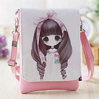 Детская сумочка для юной леди.