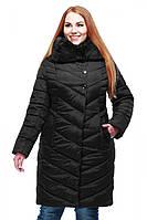 Женское удлиненное пальто