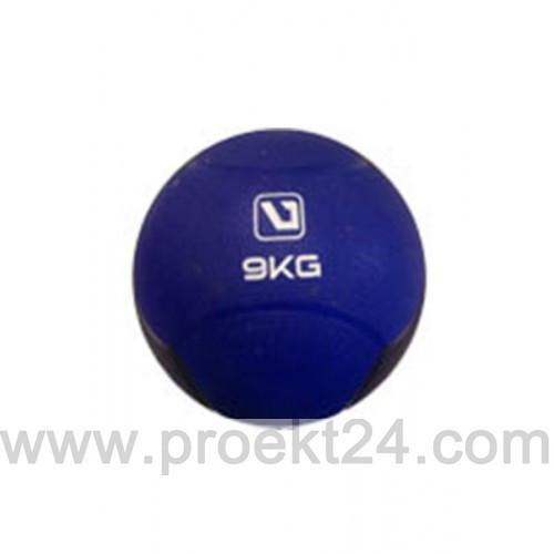 Медбол твердый 9 кг MEDICINE BALL