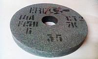 Круг шлифовальный мелкозернистый 200х16х32 14А для точильных станков