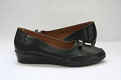 Туфли женские 438-1 black