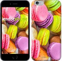 "Чехол на iPhone 6s Макаруны ""2995c-90"""