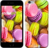 "Чехол на iPhone 6s Plus Макаруны ""2995c-91"""