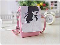 Стильная сумочка для юной леди.