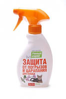 Апи-Сан Умный спрей защита от погрызов и царапаний для кошек  250 мл