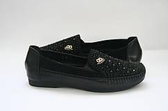 Туфли женские 313-2 black