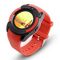 Смарт-часы UWatch V8 RED часофон