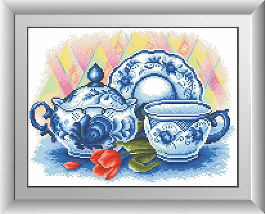 "Набор алмазной живописи ""Кухонный натюрморт. Гжель"", фото 2"