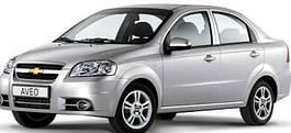 Радиатор кондиционера Chevrolet Aveo 1.5