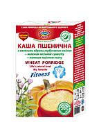 Каша Пшеничная с молотыми семенами тыквы, кунжута, льна мгновенного приготовления