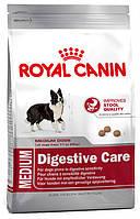 Корм для средних собак с чувствительным пищеварением Royal Canin Medium Digestive Care