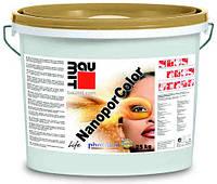 Baumit NanoporColor нанокраска База (для колеровки в цвета, оканчивающиеся на 2,3,4,5) 24 кг