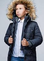 Зимний пуховик для мальчика