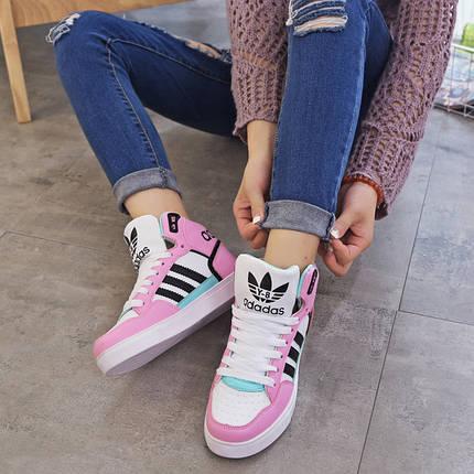 Кроссовки- ботинки adadas, фото 2