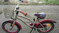 "Детский велосипед Hello Kitty (Хелло Китти) 16""."