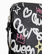 """Клатч Stradivarius """"Королева Любовь"""" - женская сумочка - кошелек, сумочки женские, фото 3"""