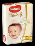 Подгузники Huggies Elite Soft 4 (8-14 кг) 66 шт.
