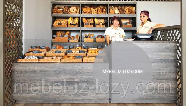 """Одна из наших последних работ. Плетеные корзины для """"Пекарни-кондитерской MARY"""""""