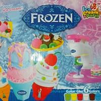 Детский набор для лепки 825 Фабрика мороженного