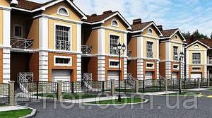 Строительство многоквартирного дома из газоблоков пеноблоков