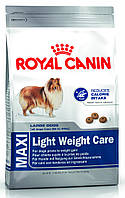 Корм для собак крупных пород склонных к полноте Royal Canin Maxi Light Weight Care