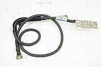 Провод силовой клеммы аккумулятора минусовой б/у Renault Laguna 2 8200525475