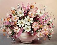 Алмазная вышивка без коробки MyArt Сладкий аромат цветов 40 х 30 см (арт. MA623), фото 1