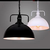 Подвесной светильник Carlo de Santi LOFT черный LFT P11-1 BL