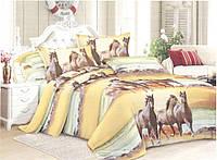 Комплект постельного 3D белья египетский хлопок
