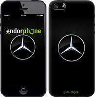 """Чехол на iPhone 5s Mercedes Benz 1 """"974c-21"""""""