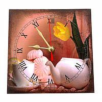 Часы кухонные на стену Зефир
