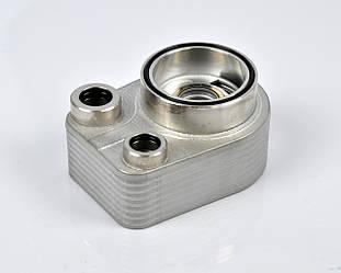 Масляный охладитель (теплообменник) на  Renault Dokker 2012->- Renault (Оригинал) — 213059324R
