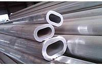 Алюминиевый профиль труба овальная 13,4х23,2х2,1 /СОАС-35 АД0