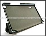Vintage синій чохол на Huawei Mediapad T3 7 Wi-Fi (BG2-W09), чохол книжка TFC еко шкіра, фото 5