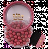 Румяна шариковые Lily Perfect Fusion