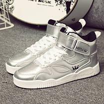 Ботинки демисезонные кроссовки , фото 3