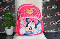 Розовый рюкзак Микки., фото 1