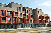 Строительство каркасного многоквартирного дома