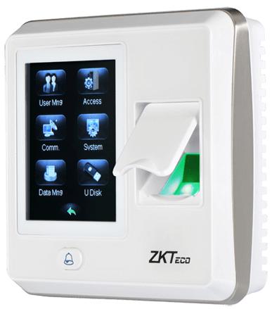 Биометрический терминал доступа ZKTeco SF300